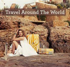 Verreisen mit Stil und Klasse ♥ #design3000 #travel