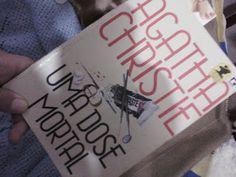 Canto da =)Domino(=: Livro: Um dose mortal - Agatha Christie