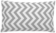 JinStyles Cotton Canvas Chevron Striped Accent Decorative Throw Lumbar Pillow Cover (Grey & White, 1 Cover for 12 x 20 Inserts) JinStyles http://www.amazon.com/dp/B00C0GSRBG/ref=cm_sw_r_pi_dp_qmOyub1J02010