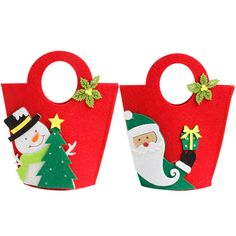 2017 New Boutique Explosion Christmas Candy Apple Wine Bottle Gift Bag Christmas Storage Bag Accessories #Affiliate