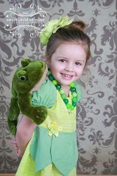 Tiana Princess and the Frog Disney Princess by ChameleonGirls