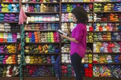 Learn the Difference Between a Hank, a Ball, and a Skein