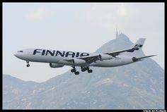 Finnair A340-313X
