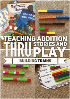 Teaching addition th