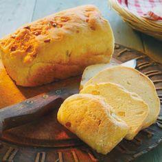 Gluten-vrije kastanje en pijnboompittenbrood uit de Airfryer