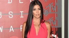 Kourtney Kardashian shared her New Year's resolutions in a blog posted to her website on Wednesday.