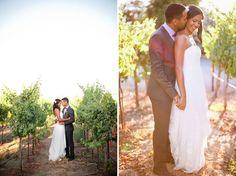 Жених и невеста винзавод