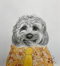 Tipperleyhill - Pet Artists Extraordinaire| Affordable, fun and beautifully drawn and painted, these art/prints will provide your homes with unique artwork that you won't find anywhere else! Personalised pet portraits. #dogart #petart #affordableart #homedecor #interiordecor #funart #art #interiors #homeideas #wallideas