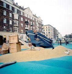 Copenhagen with kids: the most amazing playgrounds around the world | Playground Around the Corner
