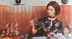 Cook Italian like it's the 70s: Sophia Loren's Cookbook's New Edition