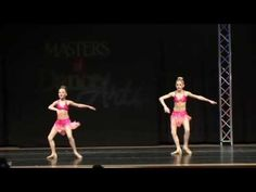 Dance Moms Chloe and Maddie-FULL Duet We're All Right!