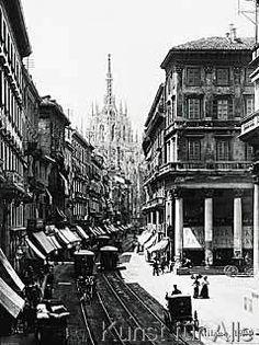 Anonymous - Milano, 1901
