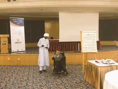 "Niklas Kabel on Twitter: ""Practicing the conduct of #inclusive interviewing @IFESLibya BRIDGE training on #DisabilityRights, #Media & #Elections @usaid @حقوقنا_تجمعنا https://t.co/ICLUMG68M5"""
