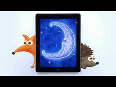 ¿Quién habrá robado la luna? Un tierno cuento interactivo | Crisnasa Blog. Niños y tecnología