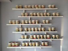 Idea for ceramic mug display