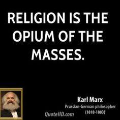 marx religion - Google Search
