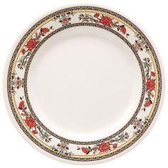 Garden 10.5 inch Round Plate Melamine/Case of 12