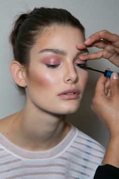 comment se maquiller les yeux, maquillage paupières