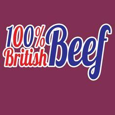 100% British Beef