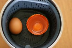 cooking eggs in Thermomix