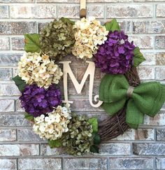 Custom Hydrangea FB group page Meshed Up Designs by Kim. Custom orders and shipping available
