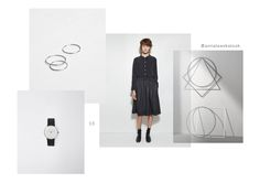 silver rings - Anna Lawska Jewellery - collection bacto to basic -