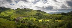 West Highland line, Scottish Highlands