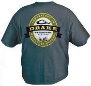 Southern Waterfowl Supply - Drake T-Shirt Logo Gunner, $18.99 (http://www.southernwaterfowlsupply.com/drake-t-shirt-logo-gunner/)
