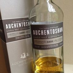 Auchentoshan - almost gone