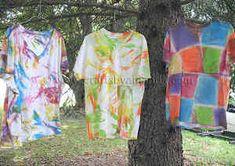 Simple Spray T-Shirts