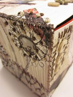 Stitched Collage Boxes   See dates and availability page.  Cost £40 per person   If you would like to keep up to date with my courses pleas...