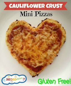 Gluten and Grain Free Pizza Dough MOMables #lunch #recipes #ideas #kids
