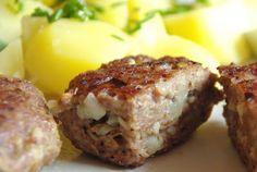 Meatloaf, Baked Potato, Mashed Potatoes, Baking, Ethnic Recipes, Food, Cooking, Whipped Potatoes, Smash Potatoes