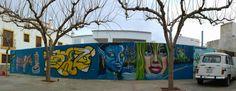 Graffiti en padules