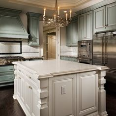 Teal Cabinets Design Ideas, Pictures, Remodel, and Decor