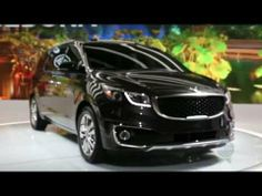 2015 Kia Sedona - 2014 New York Auto Show