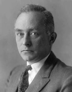 """Max Born (German-British, 1882-1970); won the 1954 Nobel Prize in Physics for his """"fundamental research in Quantum Mechanics, especially in the statistical interpretation of the wave function."""""""