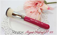 Review | Argent Makeup nº 101