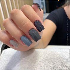 Manicure Y Pedicure, Manicure Ideas, Toe Nails, Polish, Nail Art, Tattoos, How To Make, Beauty, Nail Ideas