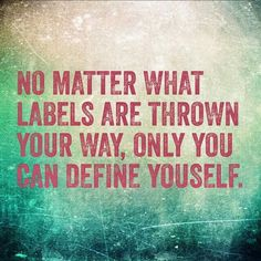 #defineyourself