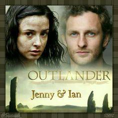#Outlander #OutlanderTVSeries FanArt by @Siusaidh_