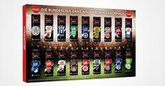 Merkwürdig, die Pressemitteilung zur neuen Kampagne von CocaCola erwähnt nicht, dass das Logo von RB Leipzig durch die Meisterschale ersetzt wurde .. #LigaLiebe