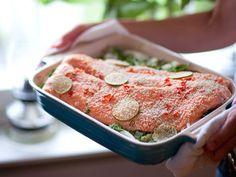 Lax med ingefära, chili och lime | Recept från Köket.se
