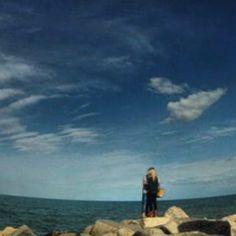 #love #sea - @hotelbelmarcattolica- #webstagram hotel Belmar Cattolica tre stelle