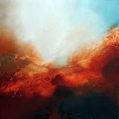 """Saatchi Online Artist Paul Bennett; Painting, """"Angels Fall 2"""" #art"""