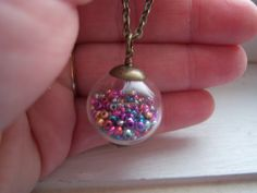 Gumball Necklace :)