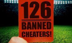 A Batalha Contra os Cheaters / Konami baniu mais de 126 trapaceiros na última semana. http://pesmagazine.blogspot.com.br/2013/02/denunciar-usuarios-no-pes-2013-konami-baniu-mais-126-trapaceiros-e-chaters.html