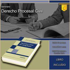 ::: NUEVA PROPUESTA ACADÉMICA ::: Seminario DERECHO PROCESAL CIVIL  LIBRO INCLUIDO.  INICIO: 13 de marzo de 2017. DIRECTOR ACADÉMICO: Manuel A. Gonzalez Castro. Ab. Profesor de Derecho Procesal Civil - Universidad Nacional de Córdoba. DURACIÓN: 3 Meses. 100 HS. MODALIDAD: No Presencial. 100% Online a través del Aula Virtual www.cejuc.com  CONTENIDOS: Módulo 1: El Proceso Civil. La Demanda. Contestación de la Demanda. Excepciones. Reconvención. Módulo 2: Procedimiento Probatorio. Medios de…