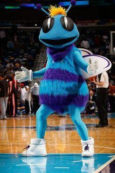 Hugo Hornet, New Orleans Hornets