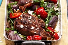 Make the most of every bite with these succulent lamp chops infused with Mediterranean flavours.